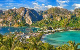 Phi Phi Viewpoint+Khai island tour