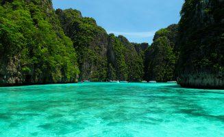 Phi Phi, Maya & Bamboo Island
